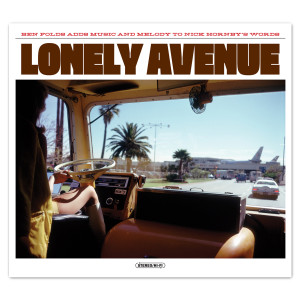 Ben Folds Lonely Avenue CD