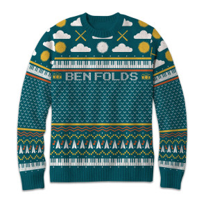Ben Folds Ugly Sweater