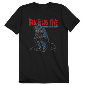 Ben Folds Robot Line T
