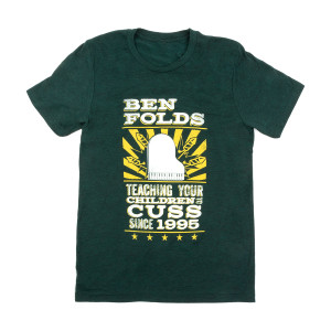 CUSS T-shirt (Green)