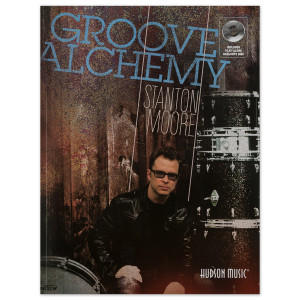 Stanton Moore 'Groove Alchemy' Book