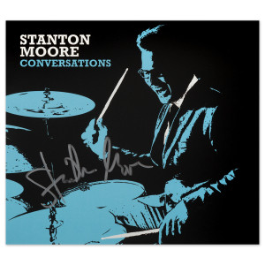 Signed Stanton Moore Conversations CD
