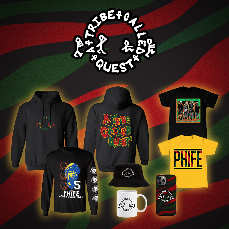 Shop New ATCQ Holiday Items!