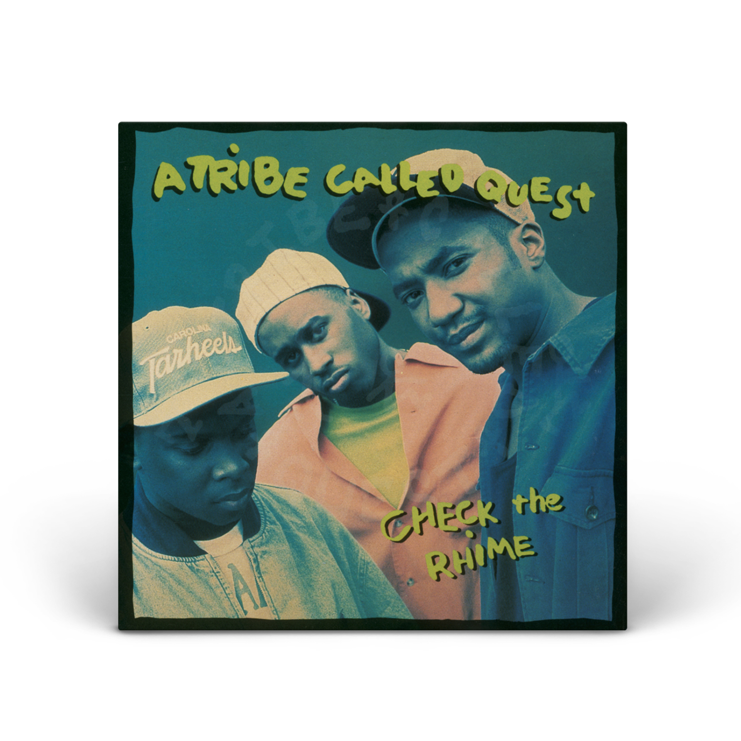 A Tribe Called Quest - Check The Rhime (Remixes) Digital Audio Bundle