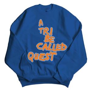 A Tribe Called Quest Blue Crewneck