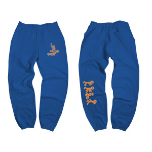A Tribe Called Quest Blue Sweatpants