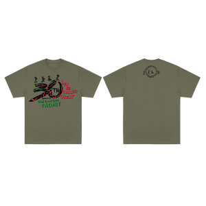Low End Theory 30th Anniversary Olive T-Shirt