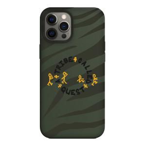 ATCQ Green Stripe Phone Case