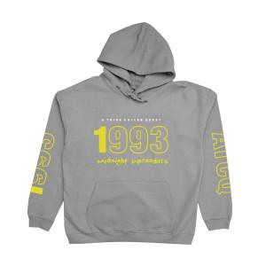 1993 Midnight Marauders Grey Pullover Hoodie