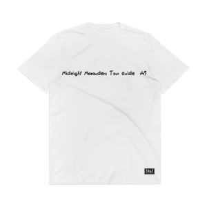 Midnight Marauders Tour Guide T-shirt