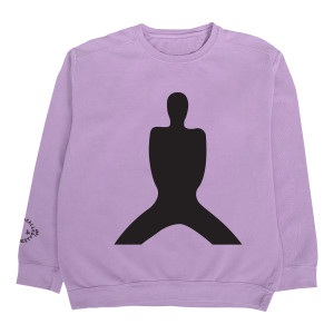 A Tribe Called Quest - Purple Midnight Marauders Crew Neck Sweatshirt
