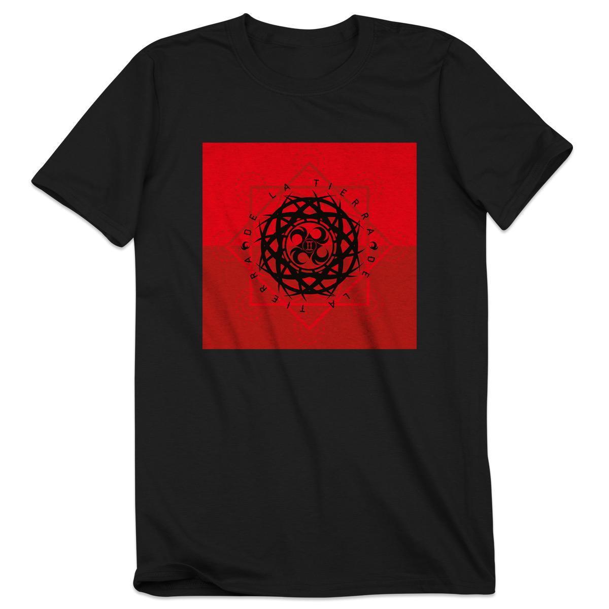 De La Tierra Black T-Shirt