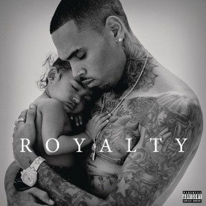 Chris Brown Royalty Standard (2015) CD