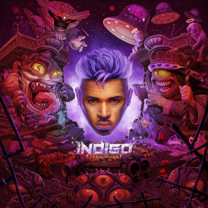 Chris Brown Indigo Deluxe CD