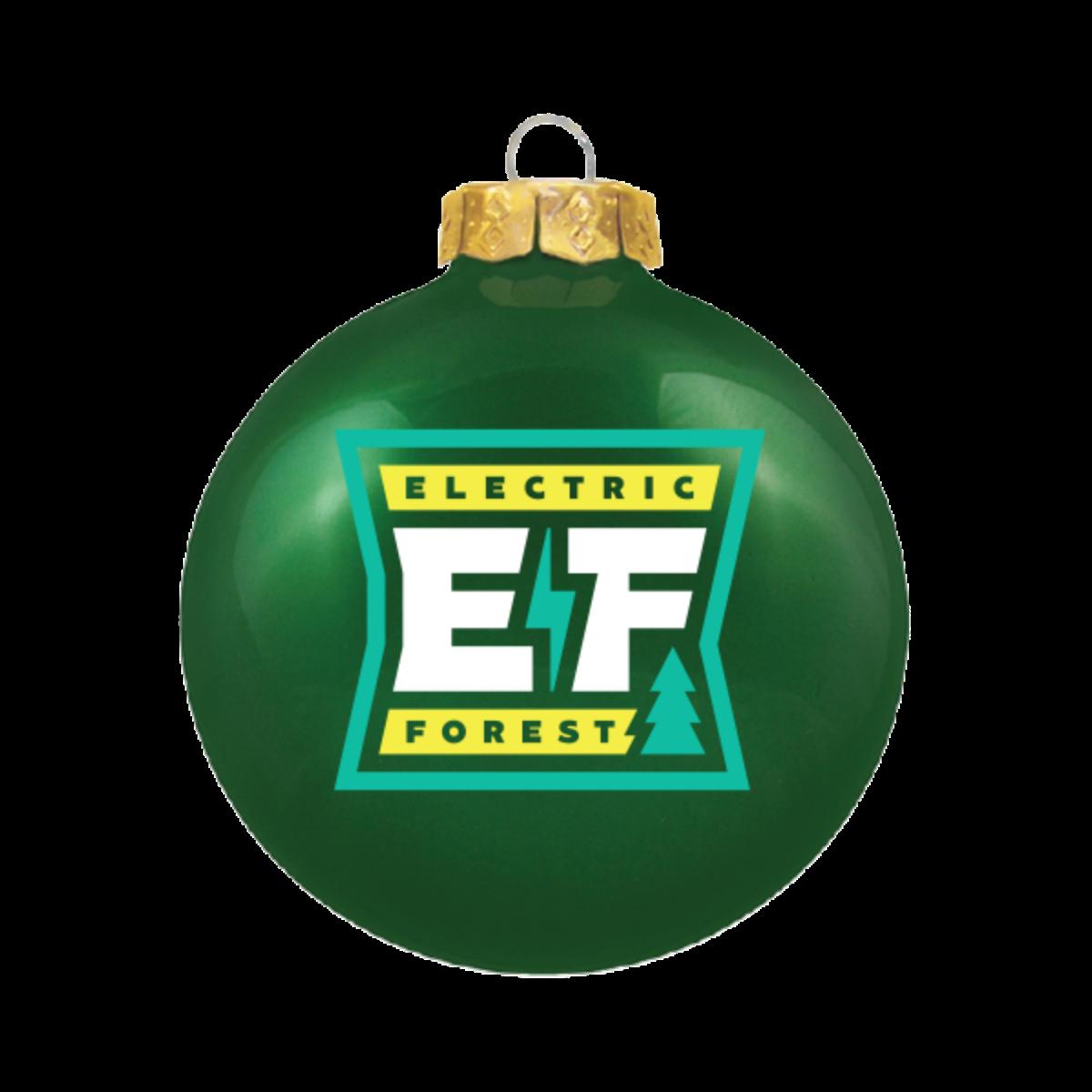 The EF Holiday 2020 Capsule Emoji Ornament