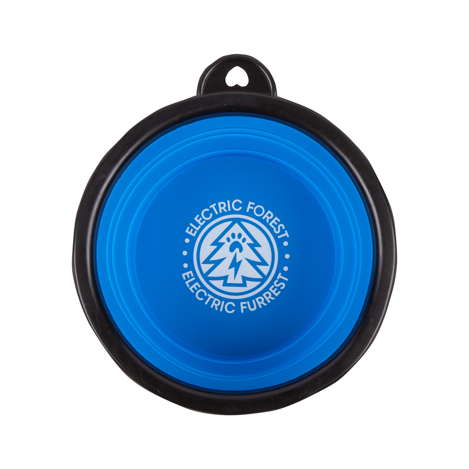 Electric Furrest Collapsible Pet Water Bowl