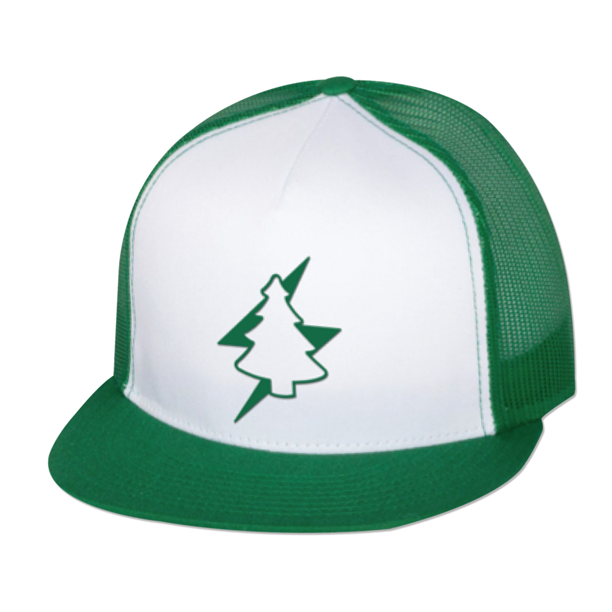 Electric Forest Trucker Cap - Green
