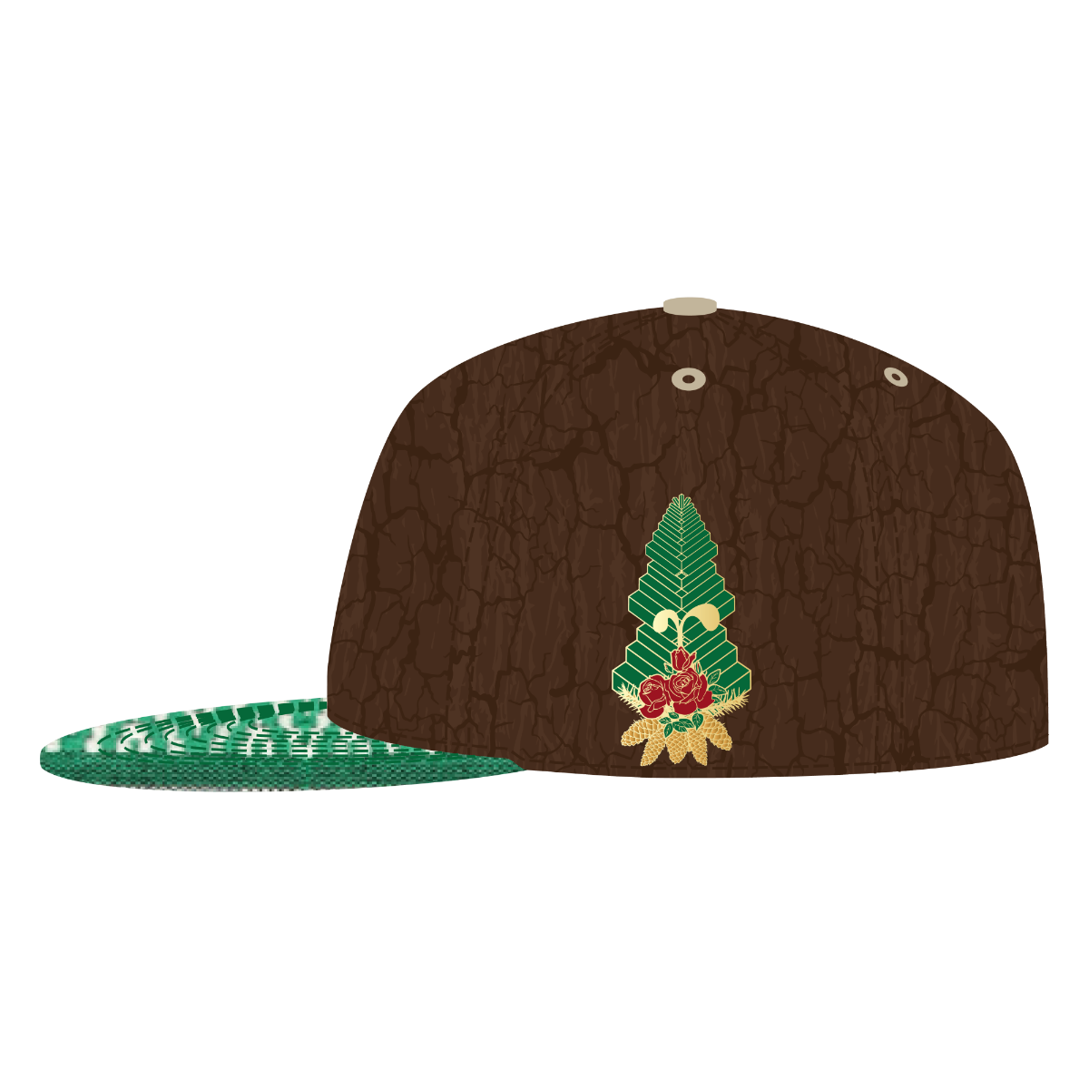 EF & Grassroots California Leap Year Official Guardians of The Forest Strapback
