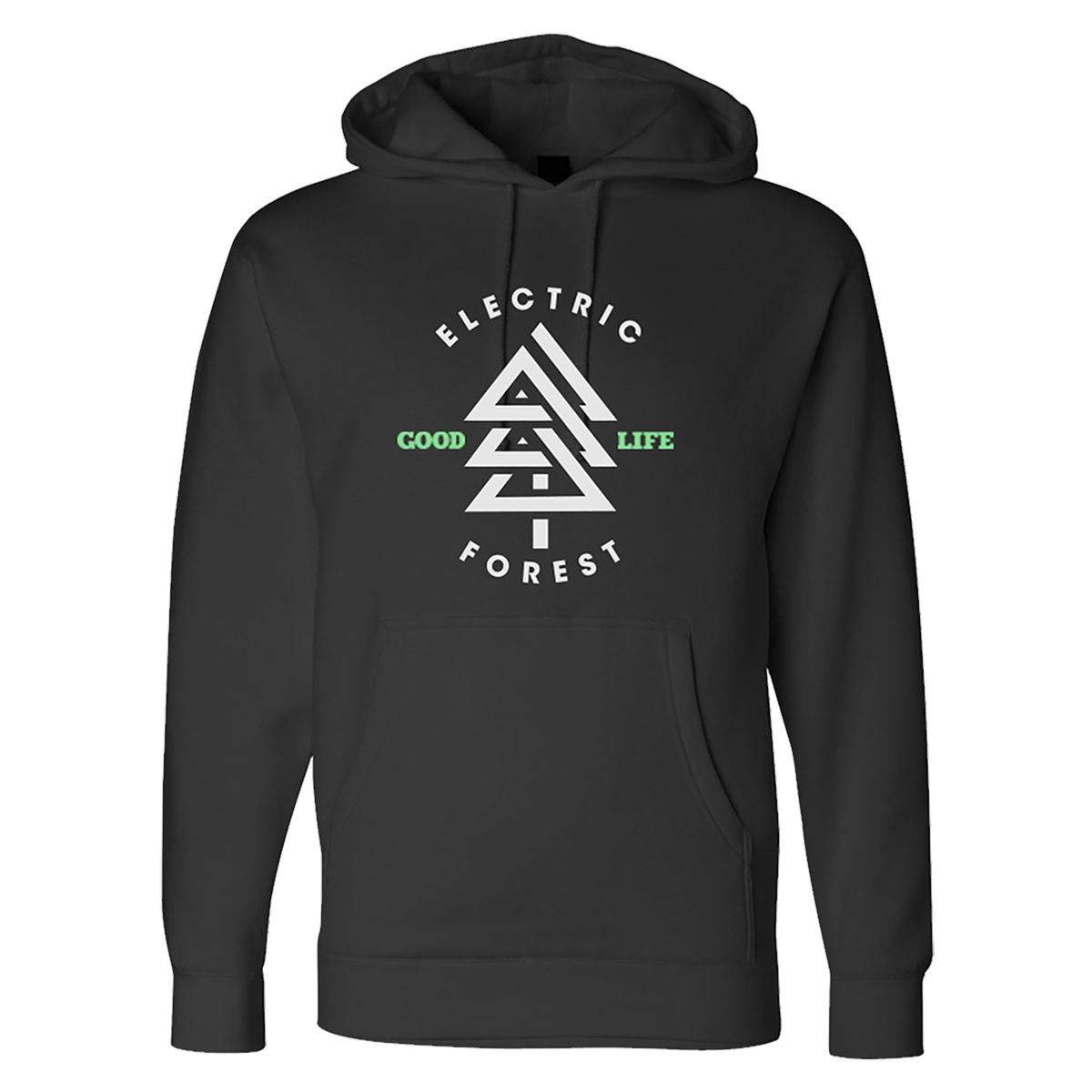Electric Forest Good Life Hoodie