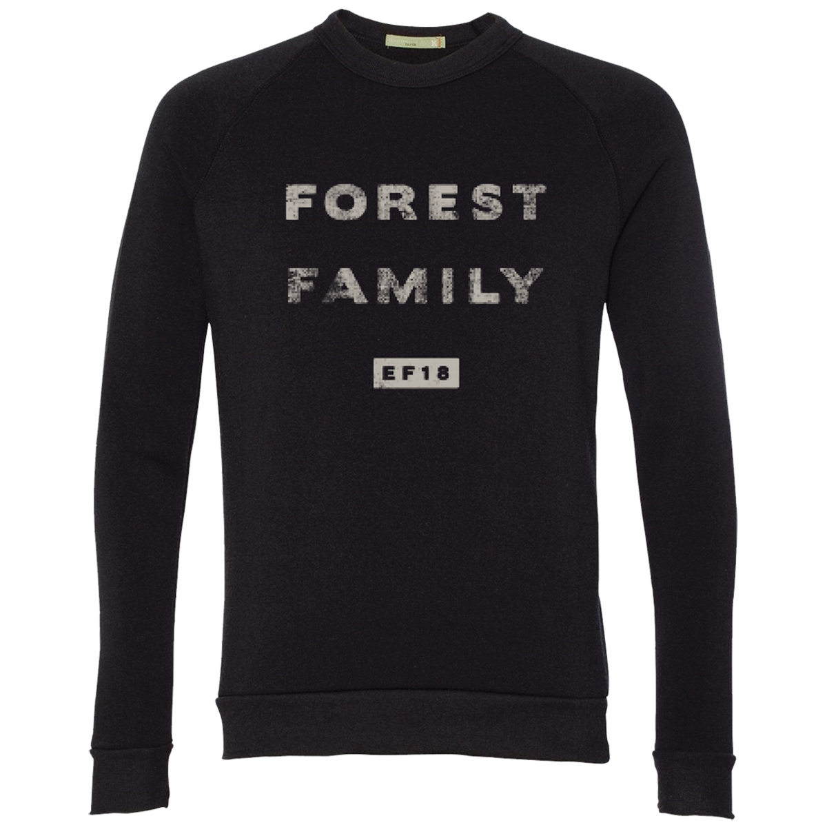 Forest Family Crewneck Sweatshirt