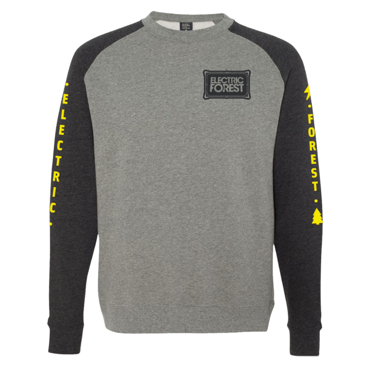 Electric Forest Rectangle Crewneck Sweatshirt