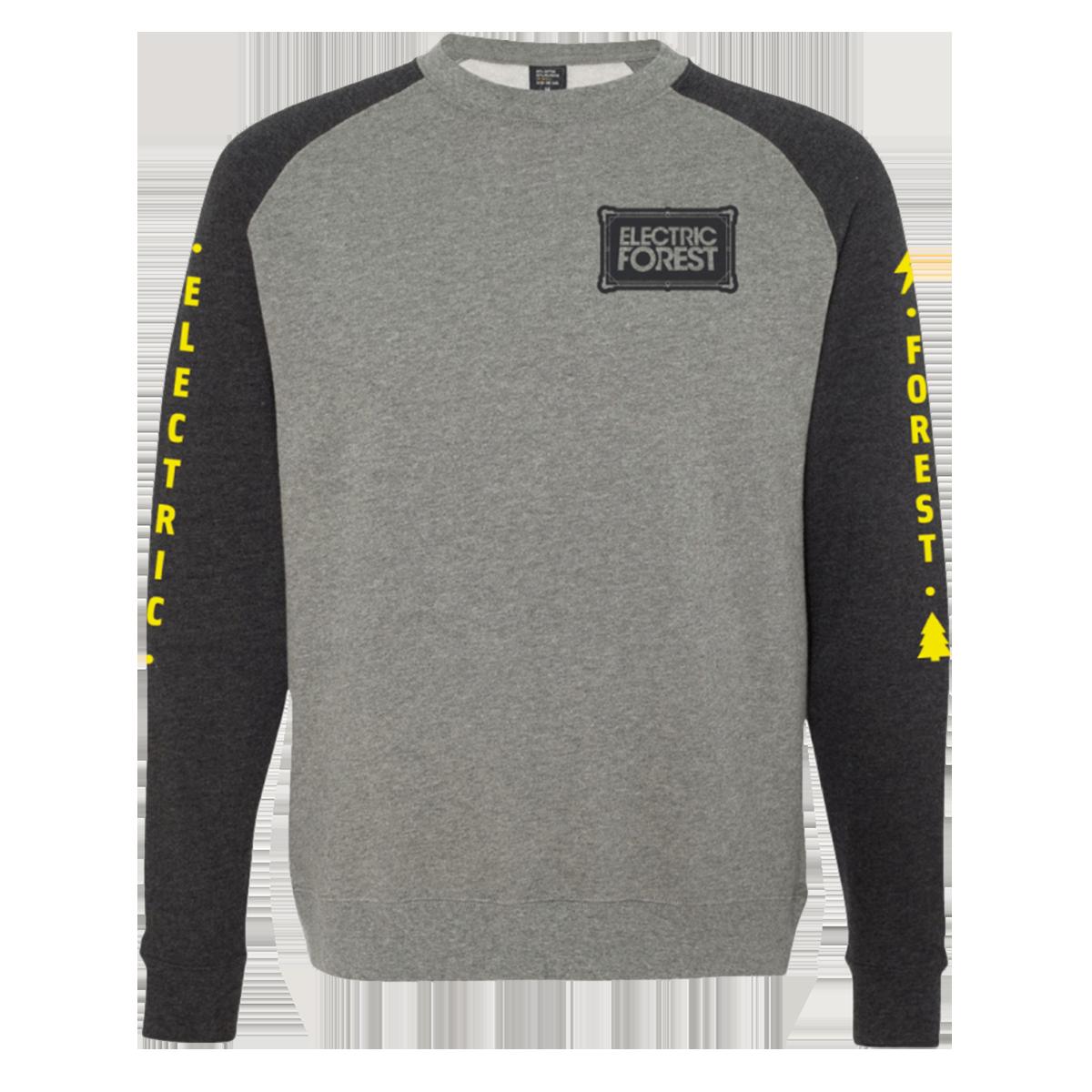 Electric Forest Rectangle Crewneck Sweatshirt