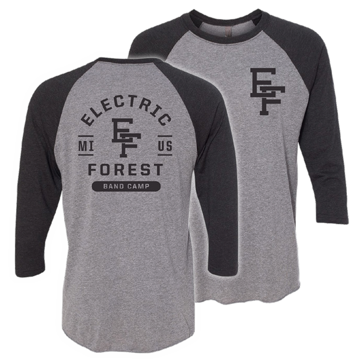 Electric Forest Band Camp Raglan
