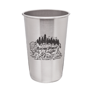 Electric Bison Pint Cup