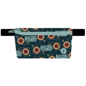 Jaunt Custom Green Fanny Pack