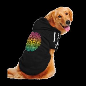 Electric Furrest Matching Dog Sweatshirt