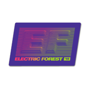 2019 EF Sticker