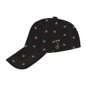 Grassroots CA Custom Black Dad Hat