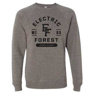 Electric Forest Band Camp Crewneck Sweat