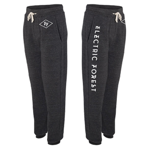 Jogger Sweatpants - Eco Black