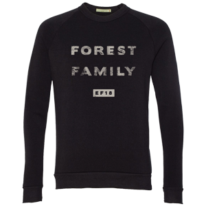 Forest Family Crewneck Sweatshirt