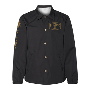 Electric Forest Coaches Jacket