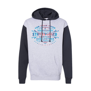 Stay Engaged Hoodie