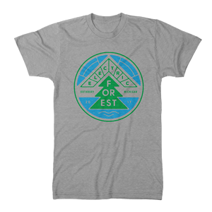 Forest Sunrise Tee