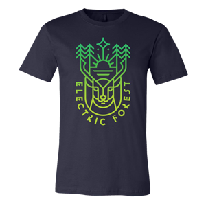 Electric Forest Deer Tee