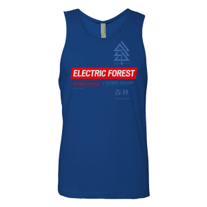 Electric Forest Symbol Tank