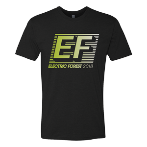 EF Gradient Line-up Tee