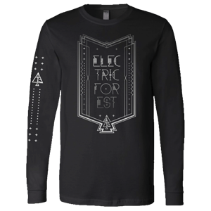 Ritual Badge Long Sleeve Tee