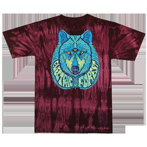 Spirit Wolf Tie Dye