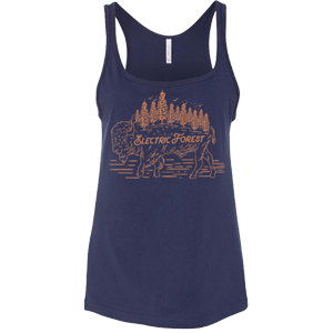 Electric Bison Women's Tank