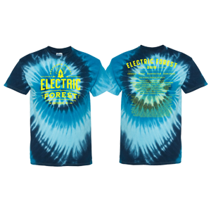 Outpost Line-Up Tie Dye Tee