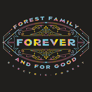 Forest Family Forever Tee