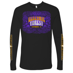 The EF Holiday 2020 Capsule Long Sleeve (Purple)