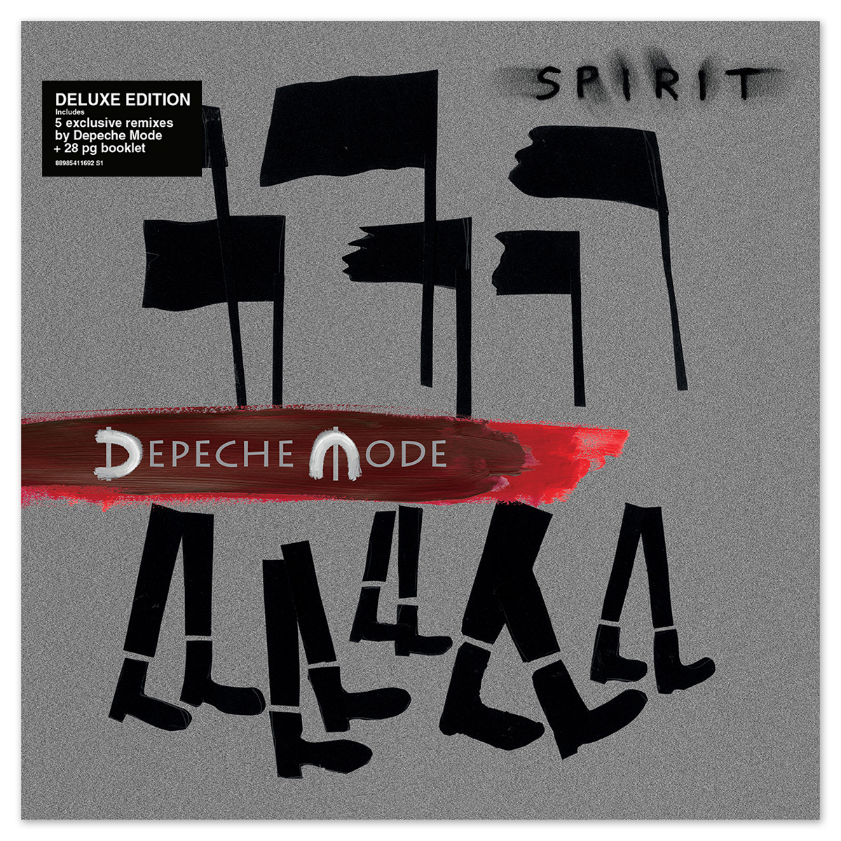 Depeche Mode: Spirit - Deluxe (2-disc) CD