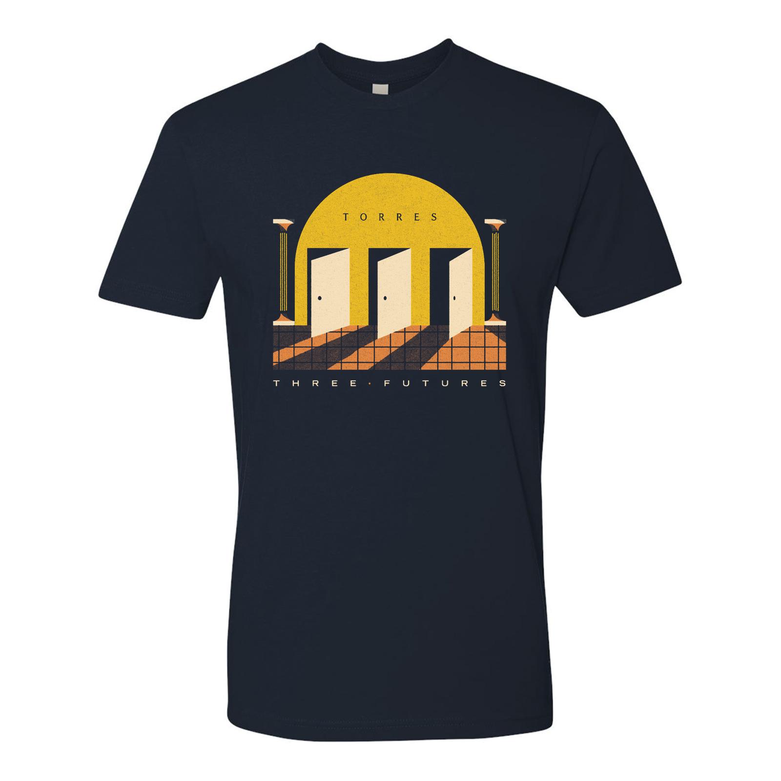 Three Futures T-Shirt