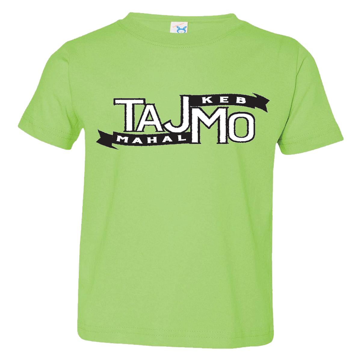 Toddler TajMo Banner Tee